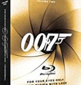 Used BluRay 007 James Bond Bluray Volume Two