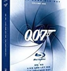 Used BluRay 007 James Bond Bluray Volume One