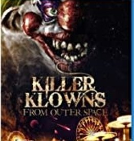 Used BluRay Killer Clowns From Outer Space