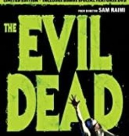 Used BluRay The Evil Dead