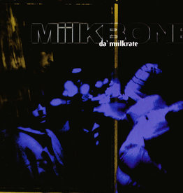 Used CD Miilkbone- Da' Miilkrate