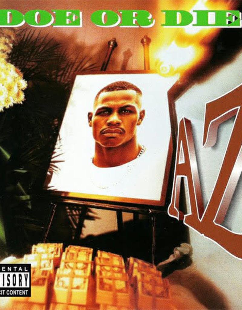 Used CD AZ- Doe Or Die