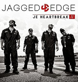 Used CD Jagged Edge- Je Heartbreak II