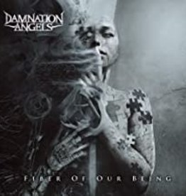 Used CD Damnation Angels- Fiber Of Our Being