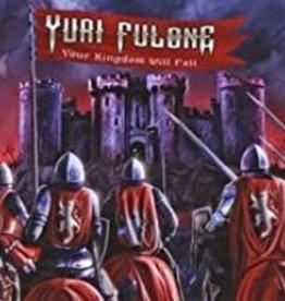 Used CD Yuri Fulong- Your Kingdom Will Fall