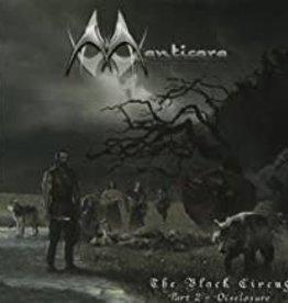Used CD Manticore- The Black Circus Part 2- Disclosure