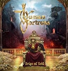 Used CD Human Fortress- Reign Of Gold
