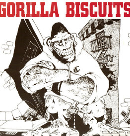 Used 7 Gorilla Biscuits- Gorilla Biscuits (2011 Reissue)