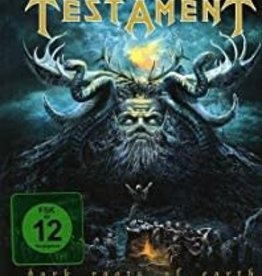 Used CD Testament- Dark Roots Of Earth