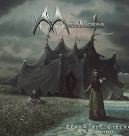 Used CD Manticore- The Black Circus Part 1- Letters