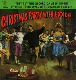 Used CD Various- Christmas Party With Eddie G.