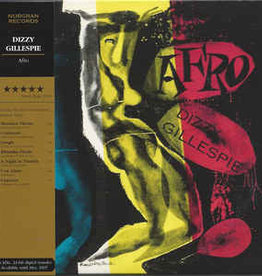 Used CD Dizzy Gillespie- Afro