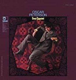 Used CD Oscar Peterson- Soul Espanol