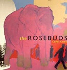 Used CD The Rosebuds- Life Like