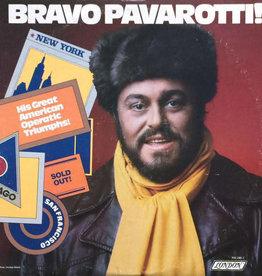Used Vinyl Pavorotti- Bravo Pavorotti