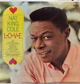 Used Vinyl Nat King Cole- Love