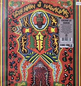 Used Vinyl Screamin Jay Hawkins- Becuase Is In Your Mind (RSD20)(Light Blue Splatter)