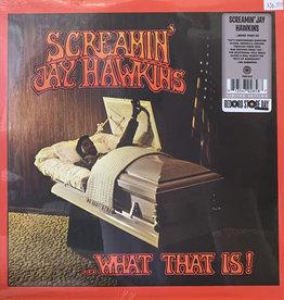 Used Vinyl Screamin Jay Hawkins- ...What That Is! (RSD20)(Clear w/Red Splatter)