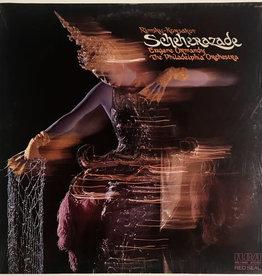 Used Vinyl Rimsky-Korsakov- Scheherazade (Eugene Ormandy Composing)