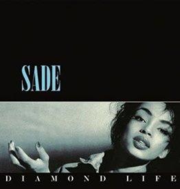 Used Vinyl Sade- Diamond Life