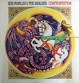 Used Vinyl Bob Marley & The Wailers- Confrontation (1985 Reissue)