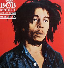Used Vinyl Bob Marley and the Wailers- Rebel Music