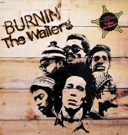 Used Vinyl The Wailers- Burnin (1985 Reissue)