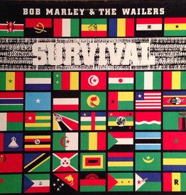 Used Vinyl Bob Marley- Survival (1986 Reissue)