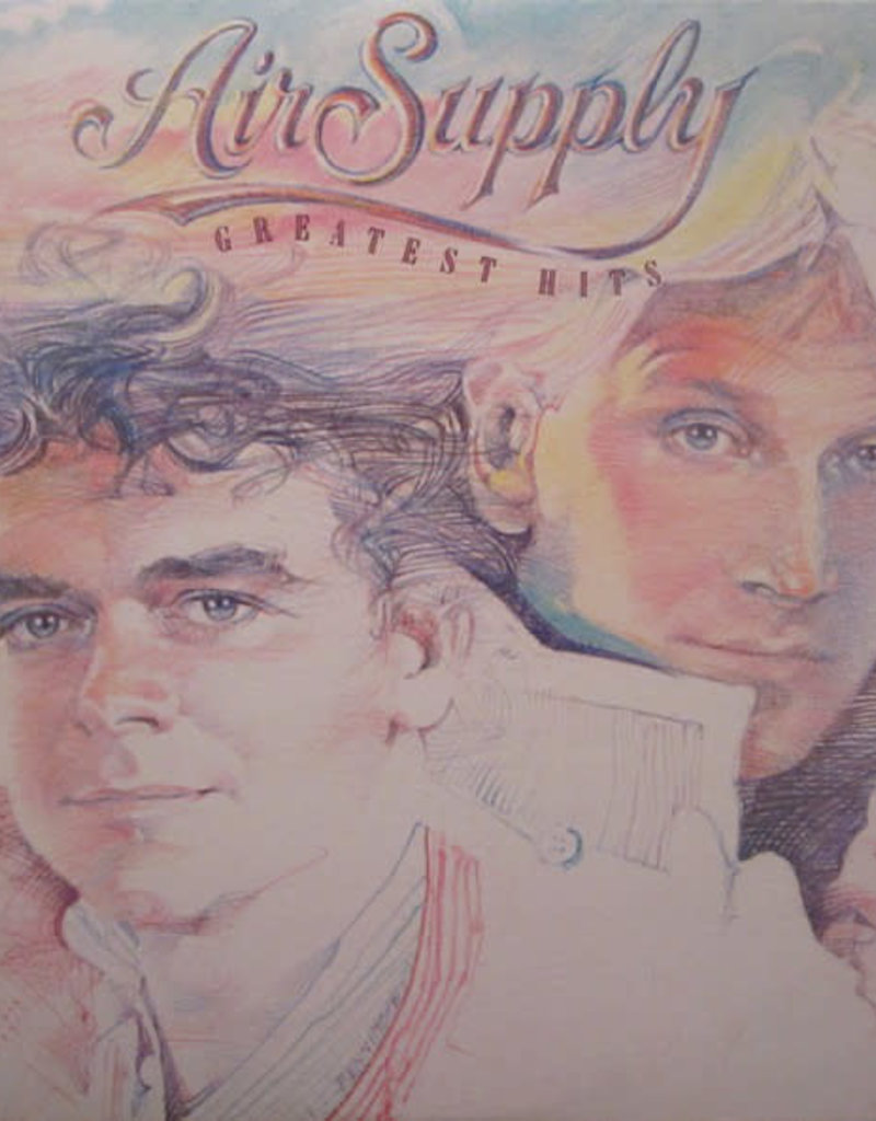 Used Vinyl Air Supply- Greatest Hits