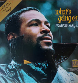 Used Vinyl Marvin Gaye- What's Going On (Late 80s Reissue)