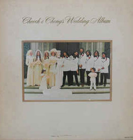 Used Vinyl Cheech & Chong- Wedding Album