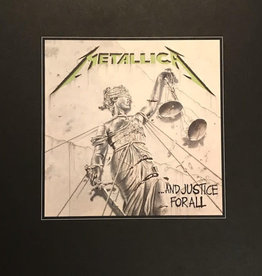 Used Vinyl Metallica- ...And Justice For All (Super DLX)