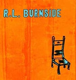 Used CD R.L. Burnside- Wish I Was In Heaven Sitting Down