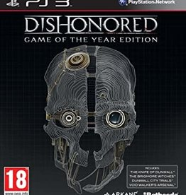 PS3 Dishonored [Game of the Year]