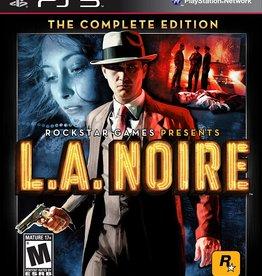 PS3 L.A. Noire [Complete Edition]