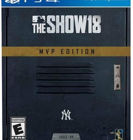 PS4 MLB The Show: MVP Edition