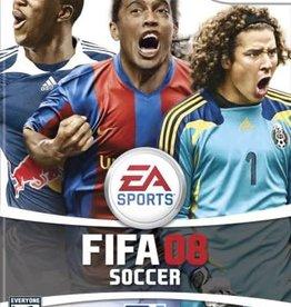 Wii FIFA 08