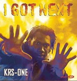 Used CD KRS-One- I Got Next