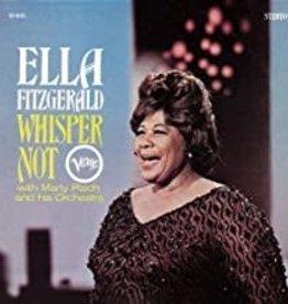 Used CD Ella Fitzgerald- Whisper Not