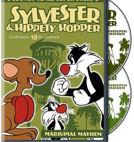 Used DVD Looney Tunes Super Stars: Sylvester & Hippety Hopper