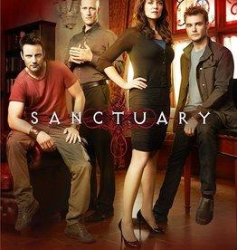 Used DVD Sanctuary Season 4