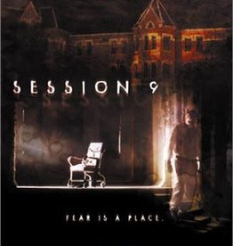 Used DVD Session 9