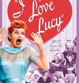 Used DVD I Love Lucy Season 6