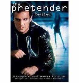 Used DVD The Pretender Season 4
