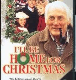 Used DVD I'll Be Home For Christmas