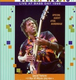 Used DVD Victor Wooten- Live At Bass Day 1998