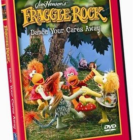 Used DVD Fraggle Rock: Dance Your Cares Away
