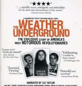 Used DVD The Weather Underground