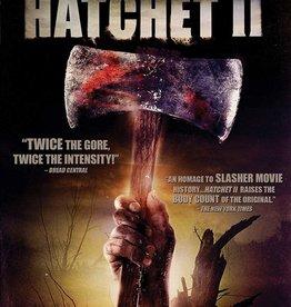 Used DVD Hatchet II