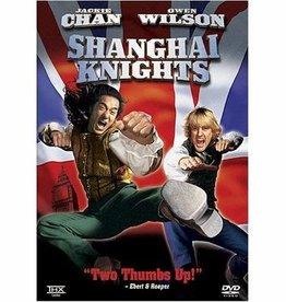 Used DVD Shanghai Knights